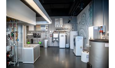 Junkers-Bosch otwiera salę szkoleniową pomp ciepła w Centrum Szkoleniowym w Warszawie